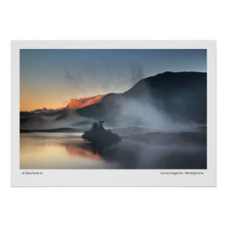 ウェールズ: 朝の戯曲 ポスター