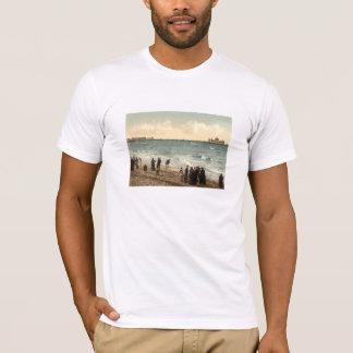 ウエストエンド桟橋I、Morecambe、Lancashire、イギリス Tシャツ