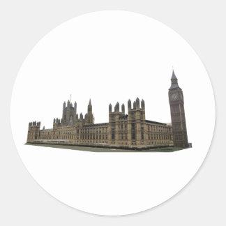ウエストミンスターの宮殿: 議会の家: ラウンドシール