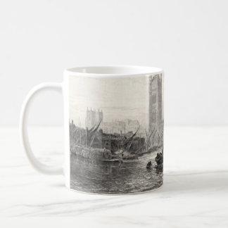 ウエストミンスターイギリス1894年 コーヒーマグカップ
