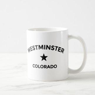 ウエストミンスターコロラド州のマグ コーヒーマグカップ