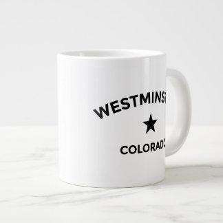 ウエストミンスターコロラド州の大きいマグ ジャンボコーヒーマグカップ