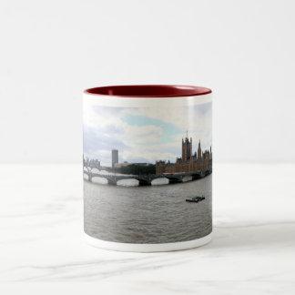 ウエストミンスター橋 ツートーンマグカップ