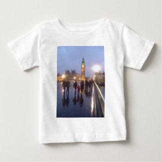 ウエストミンスター橋 ベビーTシャツ
