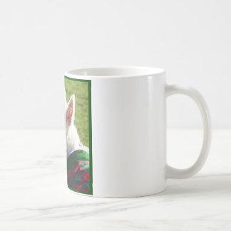 ウエスト・ハイランド・ホワイト・テリアのマグ コーヒーマグカップ