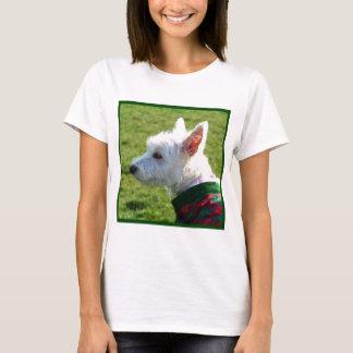 ウエスト・ハイランド・ホワイト・テリアのTシャツ Tシャツ