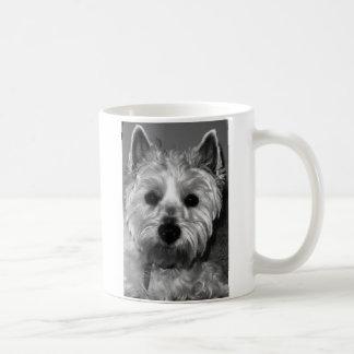 ウエスト・ハイランド・ホワイト・テリア コーヒーマグカップ