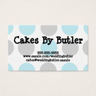 ウエディングケーキの名刺 名刺