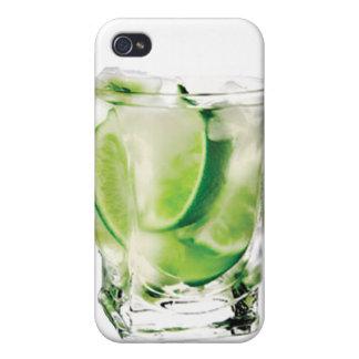 ウォッカのライムのSpeckの場合 iPhone 4 Cover