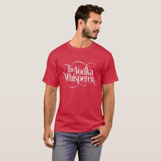 ウォッカの囁くもの Tシャツ