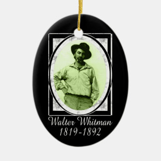 ウォルターWhitman セラミックオーナメント