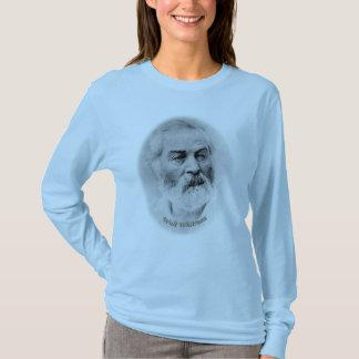 ウォルト・ホイットマンの年齢44のTシャツ Tシャツ