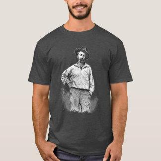 ウォルト・ホイットマンの❝Keep sun❞の引用文の方のあなたの顔 Tシャツ