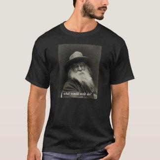 ウォルト・ホイットマンのTシャツ Tシャツ