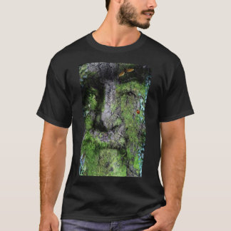 """""""ウォルト・ホイットマン: グリーンマン"""" Tシャツ"""