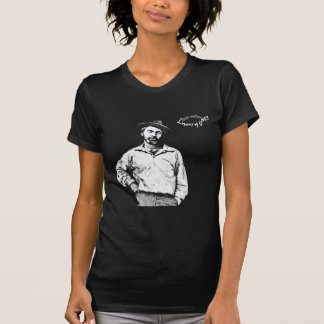 ウォルト・ホイットマン、草の葉 Tシャツ