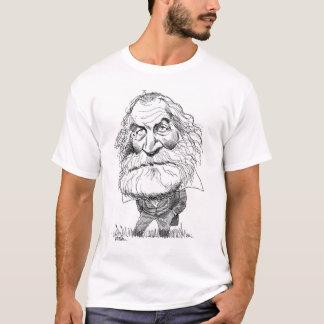 ウォルト・ホイットマン Tシャツ