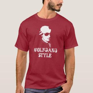 ウォルフガングのスタイルのTシャツ Tシャツ
