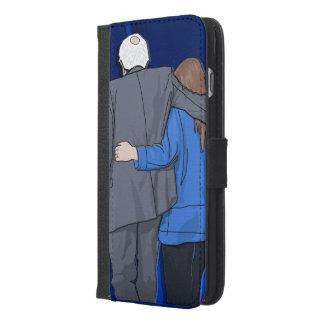 ウォレットケースのベルニーNジェーン愛とiPhone 6/6s iPhone 6/6s Plus ウォレットケース