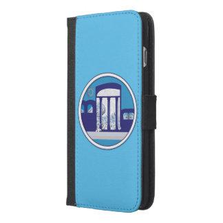 ウォレットケースの地中海のな夢LとiPhone 6/6s iPhone 6/6s Plus ウォレットケース