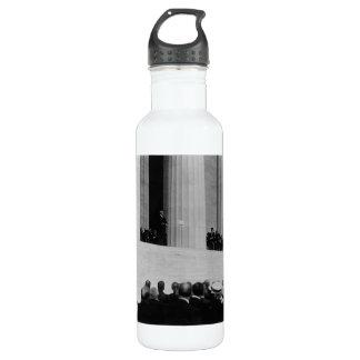 ウォレン・ハーディングの献呈リンカーン記念館 ウォーターボトル