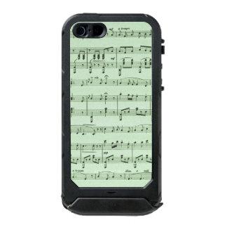 ウォータープルーフiPhone SE/5/5sケース