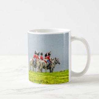 ウォータールースコットの灰色 コーヒーマグカップ