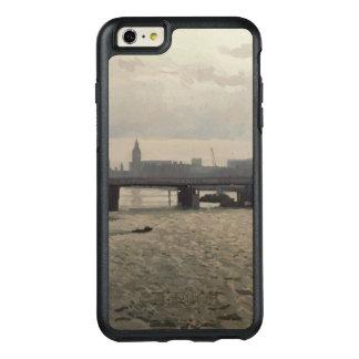 ウォータールー橋からのHungerford橋 オッターボックスiPhone 6/6s Plusケース