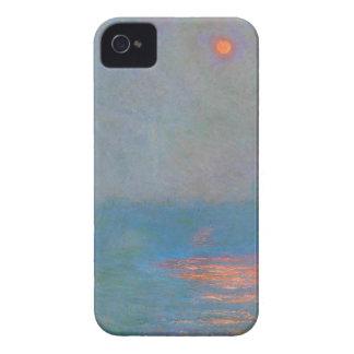 ウォータールー橋、霧クロウドMonуеの日光 Case-Mate iPhone 4 ケース
