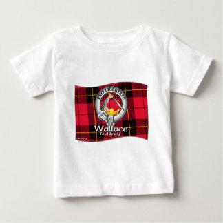 ウォーレスの一族 ベビーTシャツ