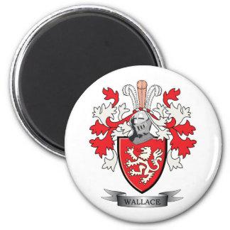 ウォーレスの家紋の紋章付き外衣 マグネット