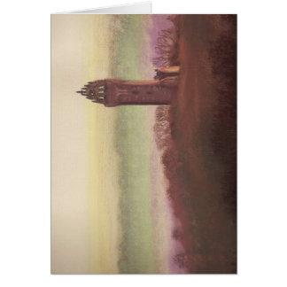 ウォーレス記念碑、スターリング、スコットランド カード