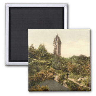 ウォーレス記念碑、スターリング、スコットランド マグネット