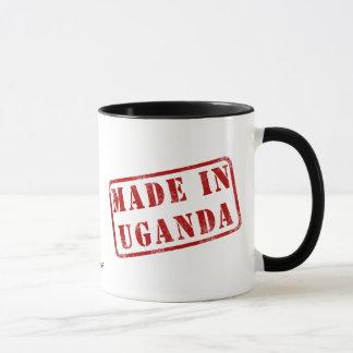 ウガンダで作られる マグカップ