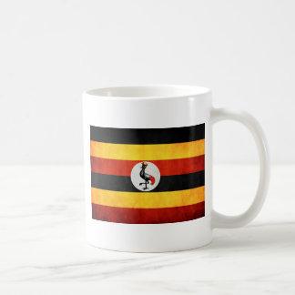 ウガンダのTシャツおよびアクセサリー コーヒーマグカップ