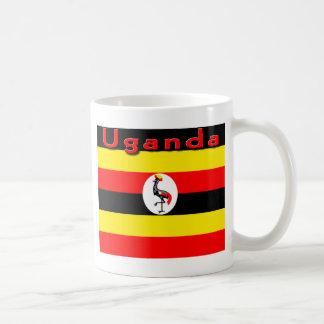 ウガンダ コーヒーマグカップ
