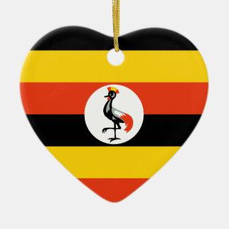 ウガンダ セラミックオーナメント