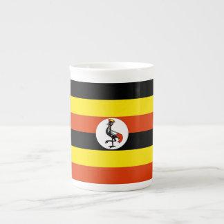 ウガンダ ボーンチャイナカップ
