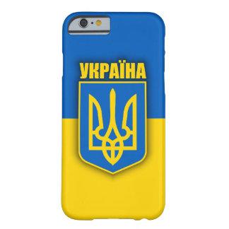 ウクライナのプライド BARELY THERE iPhone 6 ケース