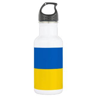 ウクライナの旗の自由のボトル ウォーターボトル