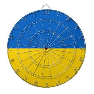 ウクライナの旗-ウクライナの旗- ПрапорУкраїни ダーツボード