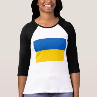 ウクライナの旗 Tシャツ