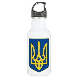 ウクライナの紋章付き外衣 ウォーターボトル