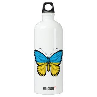 ウクライナの蝶旗 ウォーターボトル