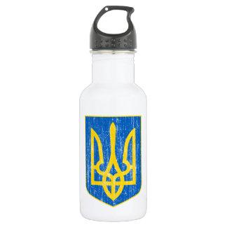 ウクライナ少し紋章付き外衣 ウォーターボトル