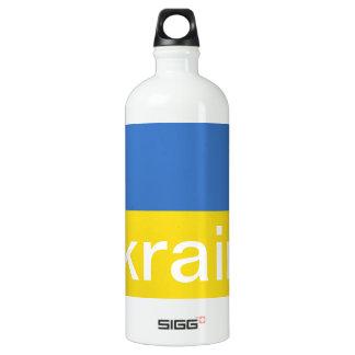 ウクライナ ウォーターボトル