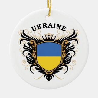 ウクライナ セラミックオーナメント