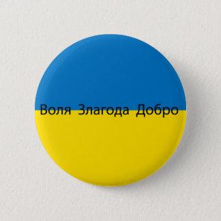 ウクライナ 缶バッジ