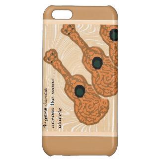 ウクレレの俳句の芸術のiPhone 5の場合 iPhone5C