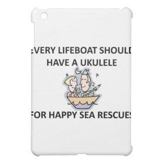 ウクレレの救命ボート iPad MINI カバー